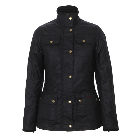 Barbour Morris Utility Waxed Jacket