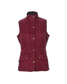 Barbour Lifestyle Womens Pink Cavalry Gilet