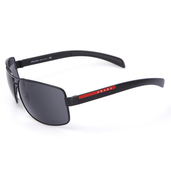 Prada Sport Mens Black Prada Sport 0PS 54IS Sunglasses