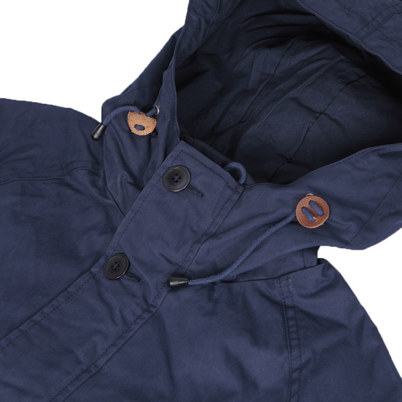Fred Perry Fishtail Parka | Masdings