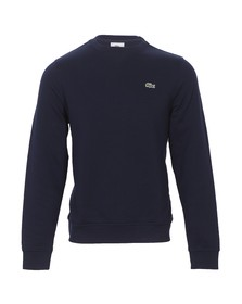 Lacoste Sport Mens Blue SH6041 Crew Sweat