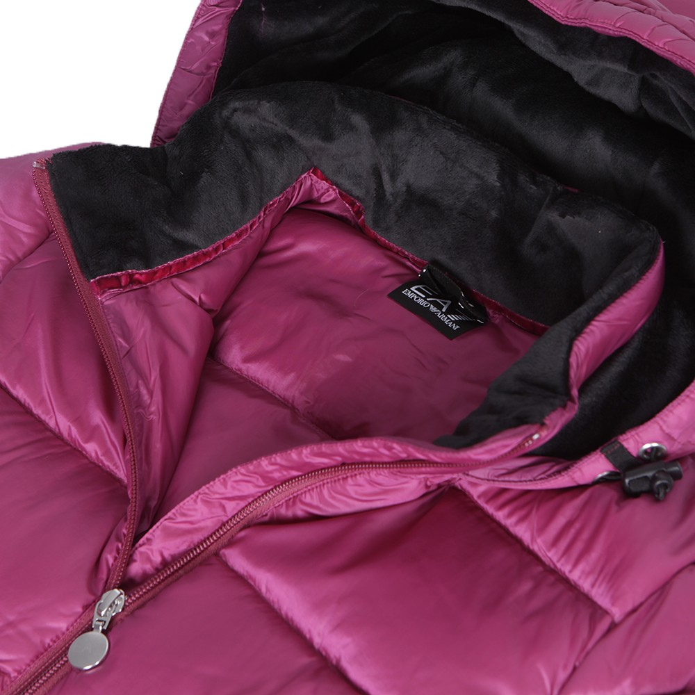Hooded Mountain Down Jacket main image