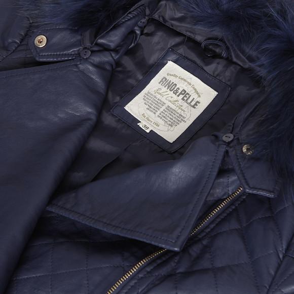 Rino & Pelle Womens Blue Rino & Pelle Navy Lily Jacket main image
