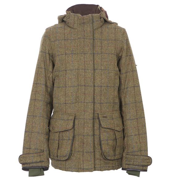Barbour Olive Dentdale Jacket
