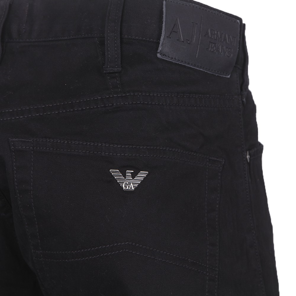 Armani Jeans J31 Black Comfort Fabric Jean main image 21e11e2a0
