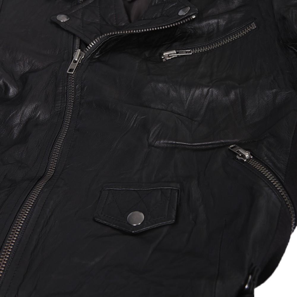 Hooper Leather Jacket main image