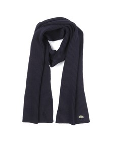 Lacoste Mens Blue Lacoste RE4212 Scarf