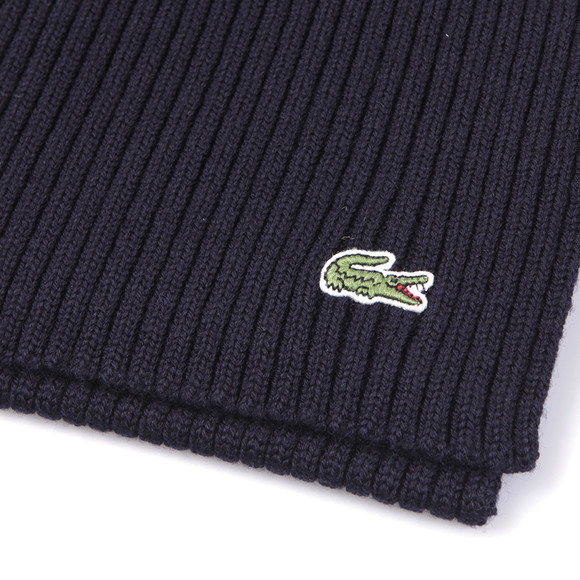 Lacoste Mens Blue Lacoste RE4212 Scarf main image
