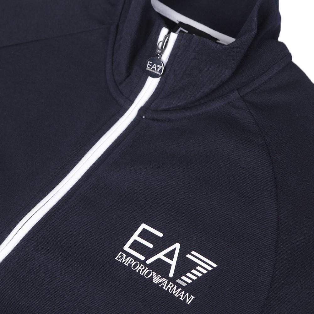 ea7 core id hoodie