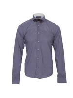 Scotch & Soda Spot Pattern Dress Shirt