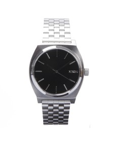Nixon Mens Black Nixon Time Teller
