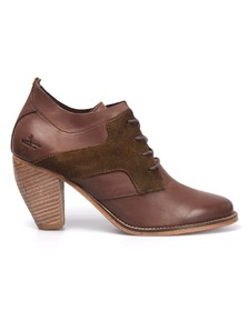 J Shoes Womens Brown Twister Shoe