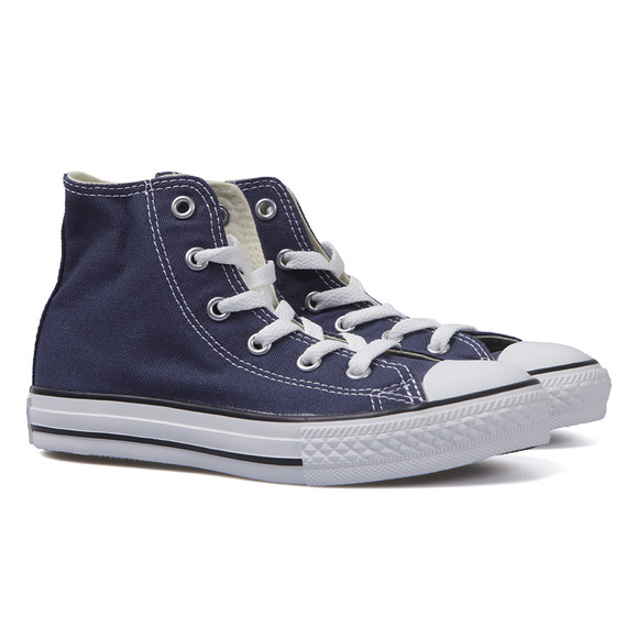 Converse Unisex Blue Kids All Star Hi main image