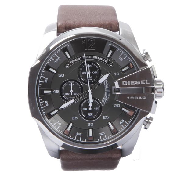 Diesel Mens Brown Diesel DZ4290 Mega Chief Watch main image
