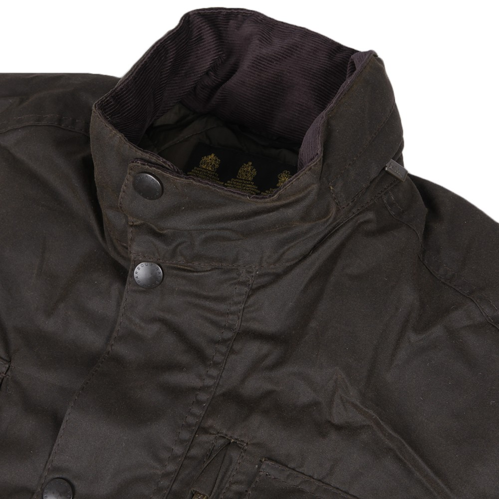 Sapper Wax Jacket main image