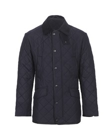 Barbour Lifestyle Mens Blue Bardon Quilted Jacket