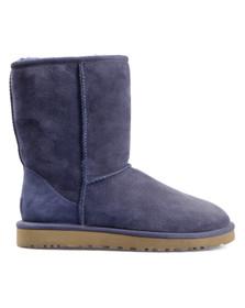 Ugg Womens Blue Classic Short Boot