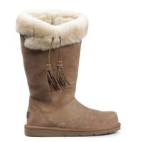 Ugg chestnut plumdale boot