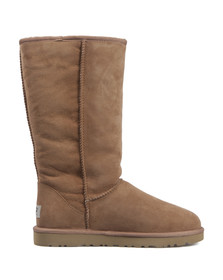 Ugg Womens Brown Classic Tall