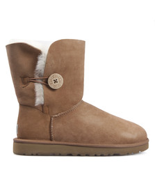 Ugg Womens Brown Bailey Button