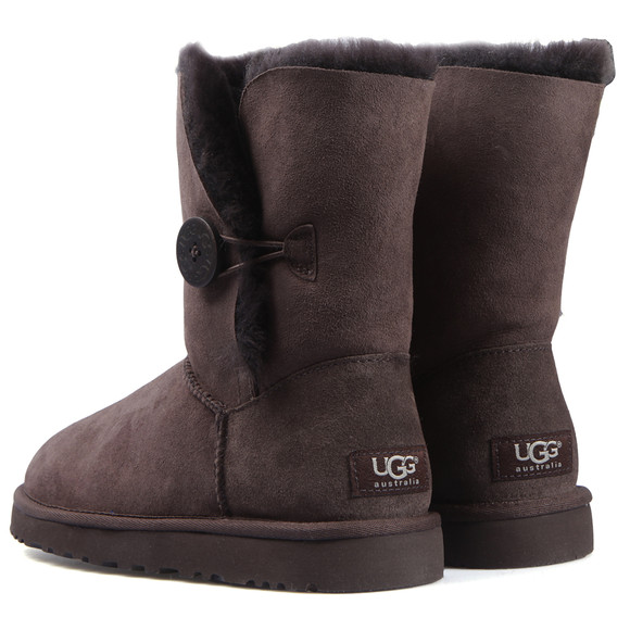 Ugg Womens Brown Bailey Button main image