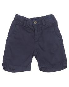 Gant Boys Blue Gant Baby Soho Chino Short