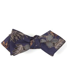 Scotch & Soda Mens Blue Scotch & Soda Summer Fun Bow Tie