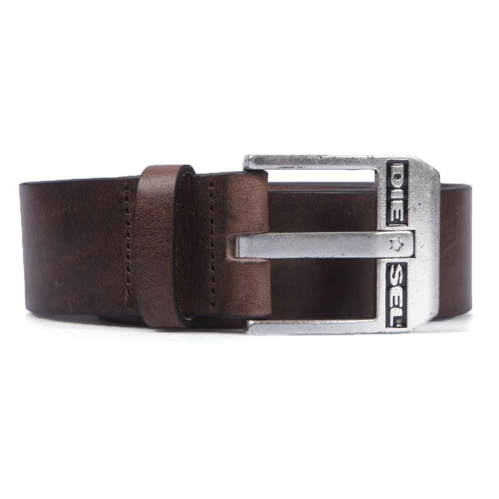 Diesel Bluestar Brown Belt main image