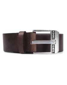 Diesel Mens Brown Diesel Bluestar Brown Belt