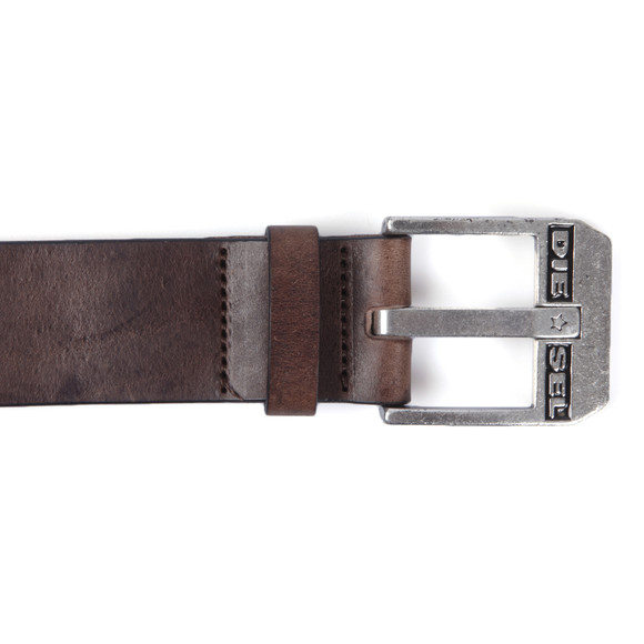 Diesel Mens Brown Diesel Bluestar Brown Belt main image