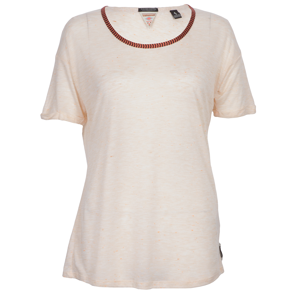 Neppy Tee With Embroidery main image