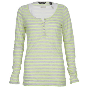 maison scotch long sleeve grandad with inner tank