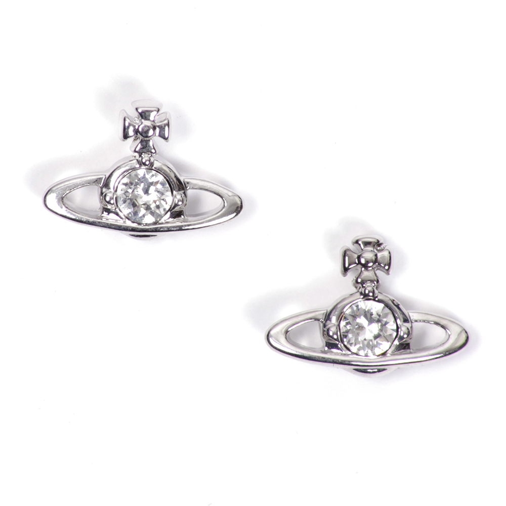 Nano Solitaire Earrings main image