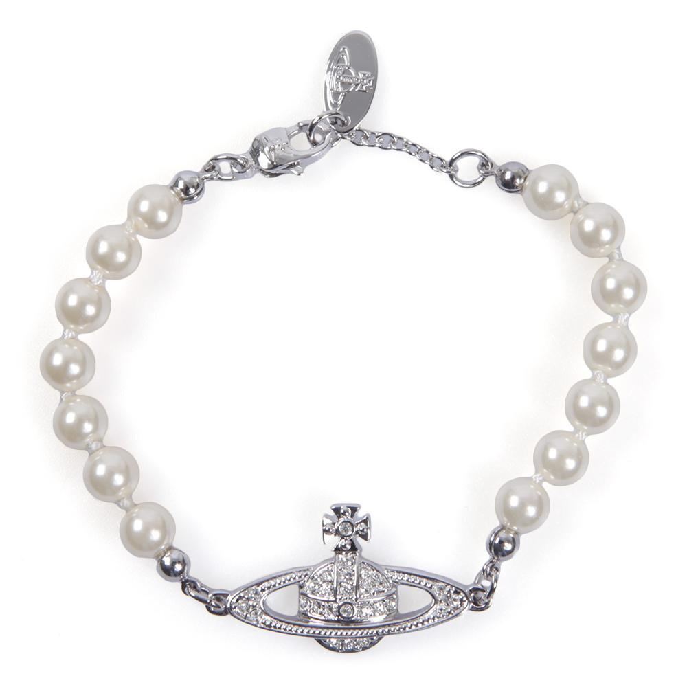 Mini Bas Relief Pearl Bracelet main image