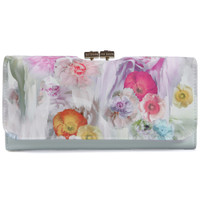 ted baker henlor sugar sweet print matinee purse