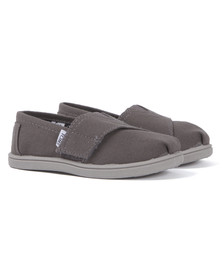 Toms Boys Brown Toms Youth Classic Canvas