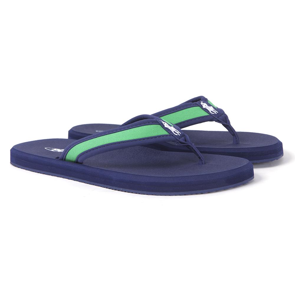 7059ea1d7c040 Polo Ralph Lauren Ralph Lauren Almer Flip Flop