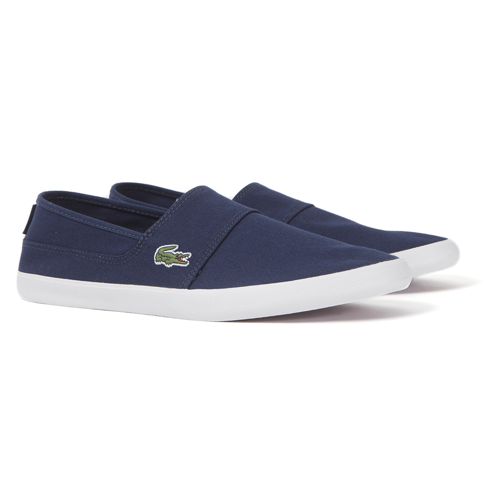 8655e24df Lacoste Sport Mens Blue Marice LCR SPM Slip On