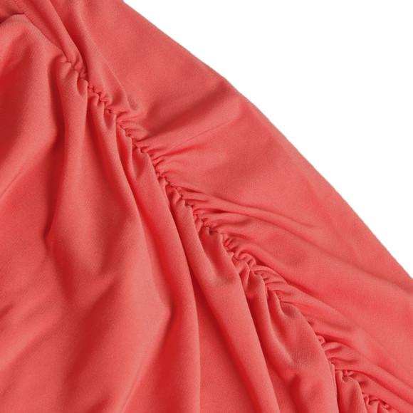 Michael Kors Womens Pink Sweetheart Neck Dress main image