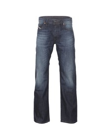 Diesel Mens Blue Larkee 0823G Straight Jeans