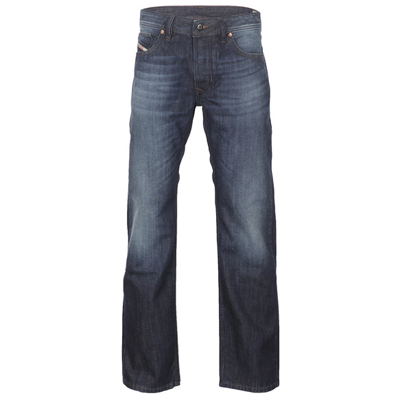Diesel Mens Blue Larkee 0823G Straight Jeans main image