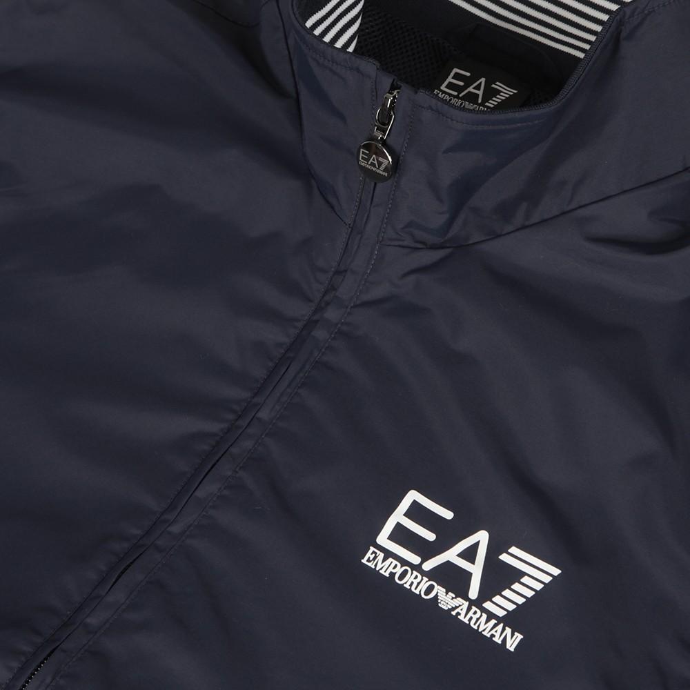 ccee61aa6f521 EA7 Emporio Armani Sea World Blouson Blueberry Jacket main image