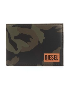 Diesel Mens Grey Diesel Neela XS Money Money Wallet