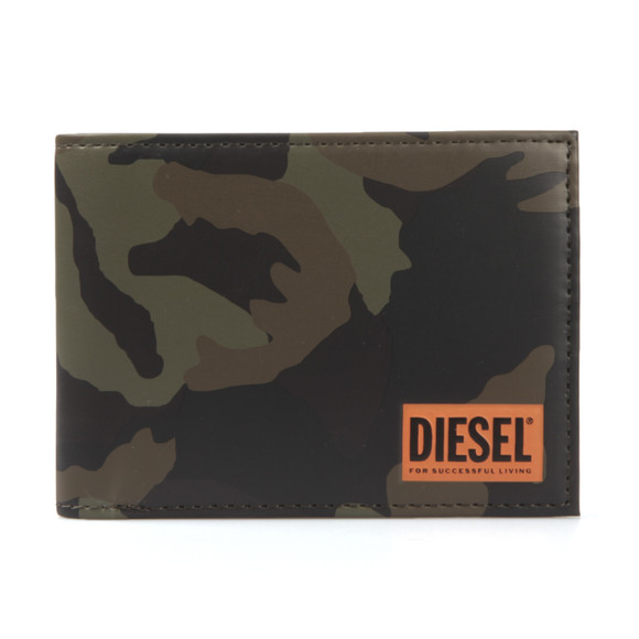 Diesel Mens Grey Diesel Neela XS Money Money Wallet main image