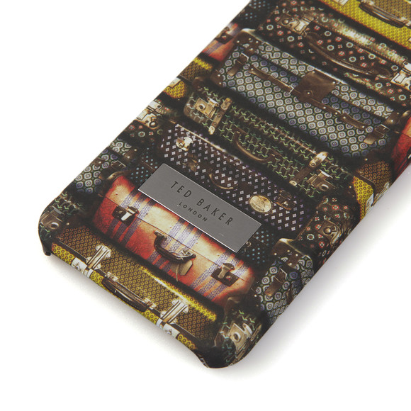 00eb8acbb Ted Baker Mens Multicoloured Ted Baker Suitcase Print Phone Case main image
