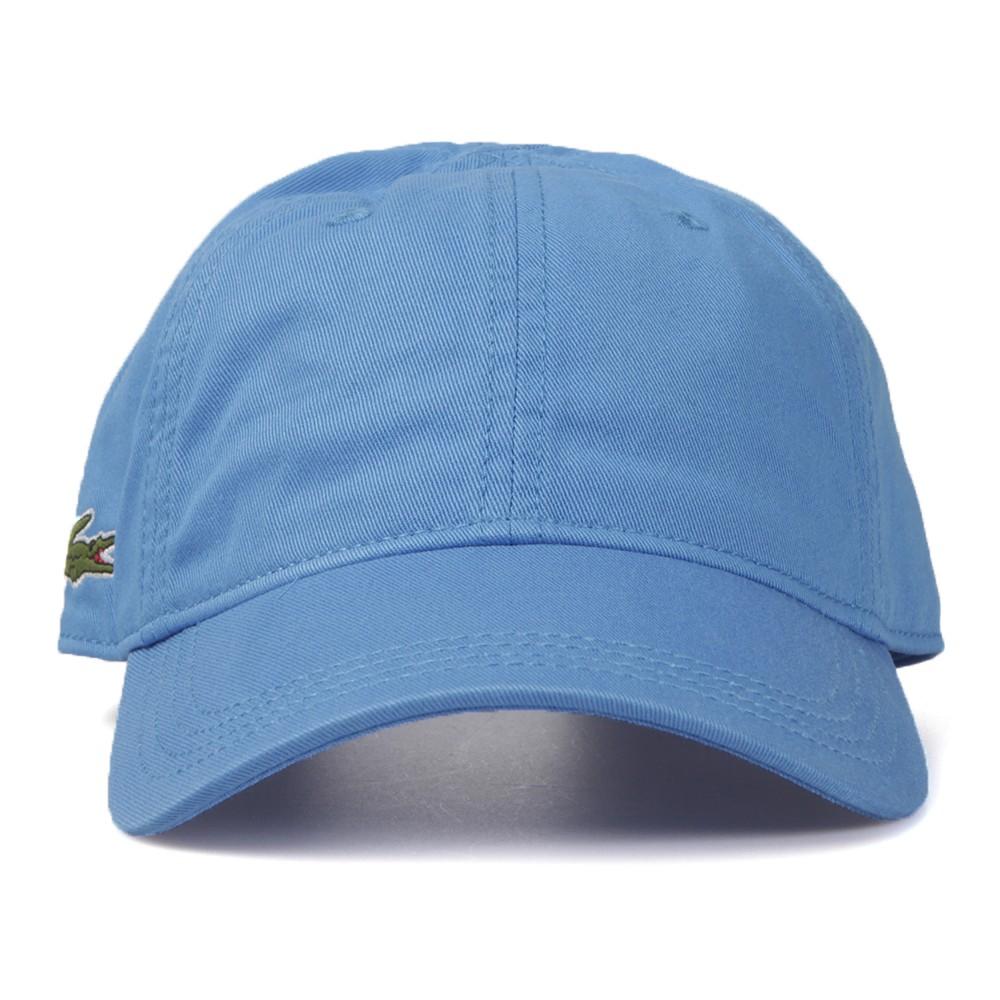 e09763366c9 ... Lacoste Sport Mens Blue RK9811 Logo Cap main image ...