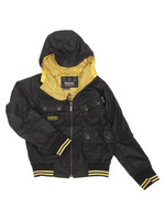 Barbour Boys Glanton Waxed Jacket
