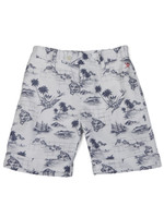 Hackett Boys Hawaiian Print Short