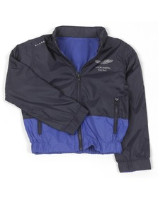 Hackett Boys Blue Hackett Boys AMR Reversible Jacket
