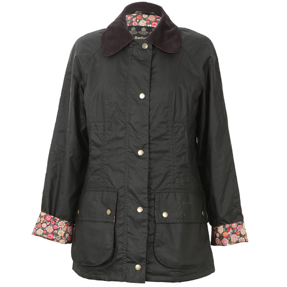 barbour hope beadnell wax jacket